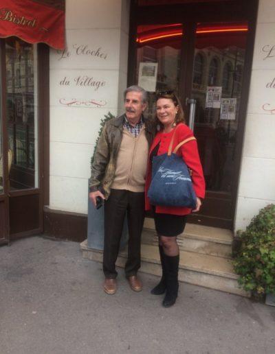 Bernar Menez et Alexandra de Bibikoff 2